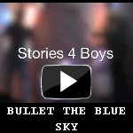 Bullet the Blue Sky Cover