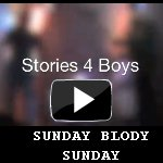 Sunday Bloody Sunday Cover